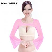 ROYAL SMEELA/皇家西米拉 烫钻蝴蝶袖肩套 2006