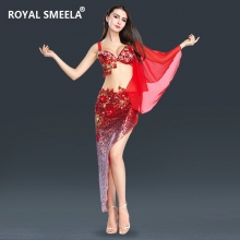 ROYAL SMEELA/皇家西米拉 肚皮舞演出服套装 Leila 系列 -8804