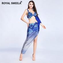 ROYAL SMEELA/皇家西米拉 肚皮舞演出服套装 Leila 系列 -8804