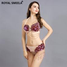 ROYAL SMEELA/皇家西米拉 绣片文胸腰封-8818