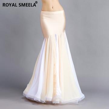 ROYAL SMEELA/皇家西米拉 双色鱼尾裙-6814