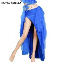 ROYAL SMEELA/皇家西米拉 网纱飞边裙-6817